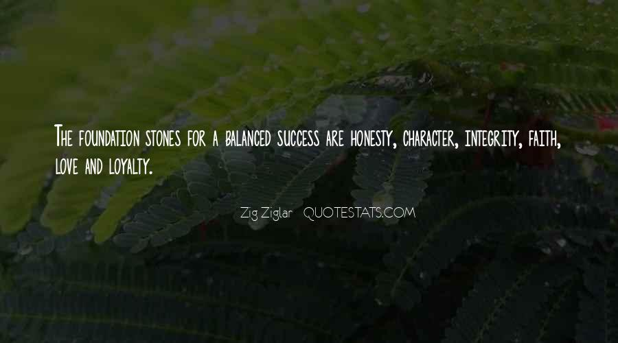 Quotes About Honesty And Integrity #1401225