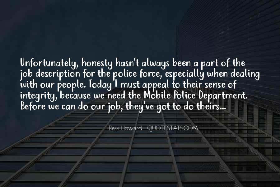 Quotes About Honesty And Integrity #187037