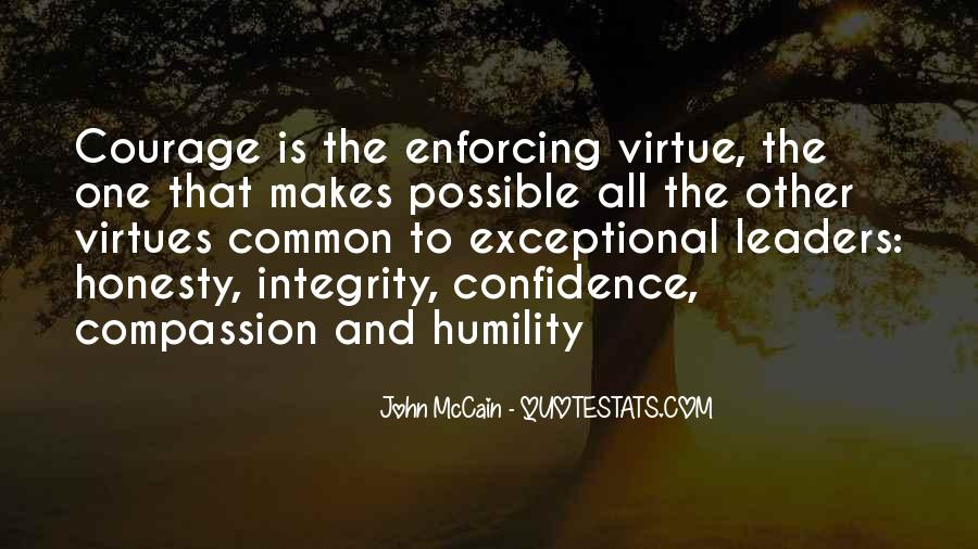 Quotes About Honesty And Integrity #200599
