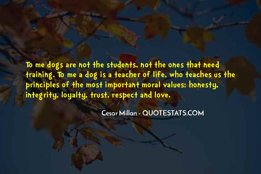 Quotes About Honesty And Integrity #207634
