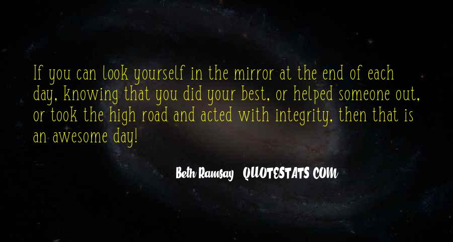 Quotes About Honesty And Integrity #421218