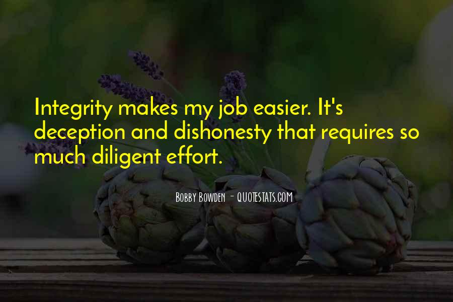 Quotes About Honesty And Integrity #792730