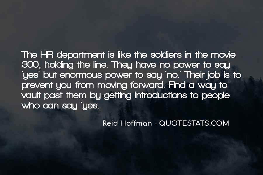 Quotes About Hr Department #1484773