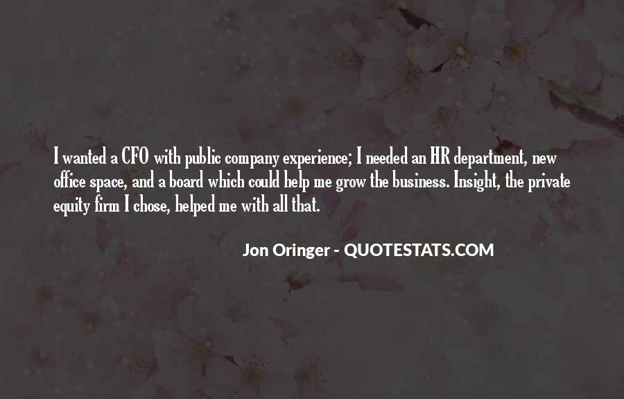 Quotes About Hr Department #1657189