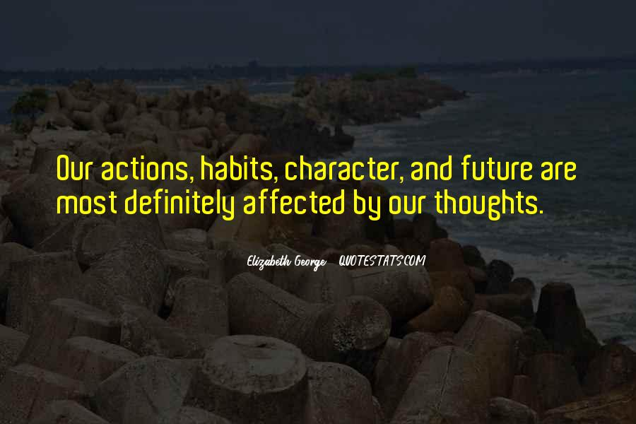 Quotes About Character And Actions #1212502