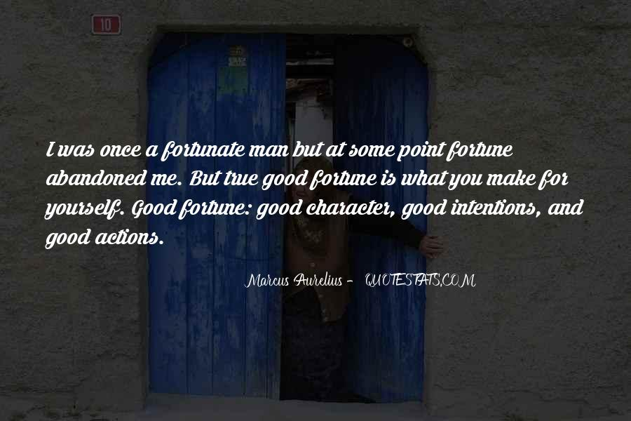 Quotes About Character And Actions #1237035