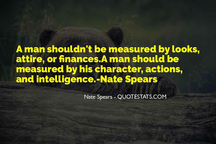 Quotes About Character And Actions #1446168