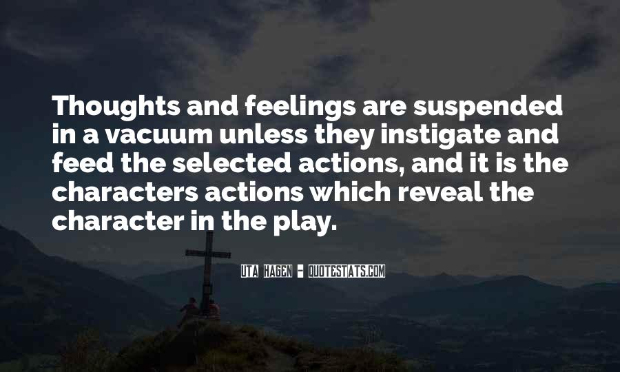 Quotes About Character And Actions #1562789