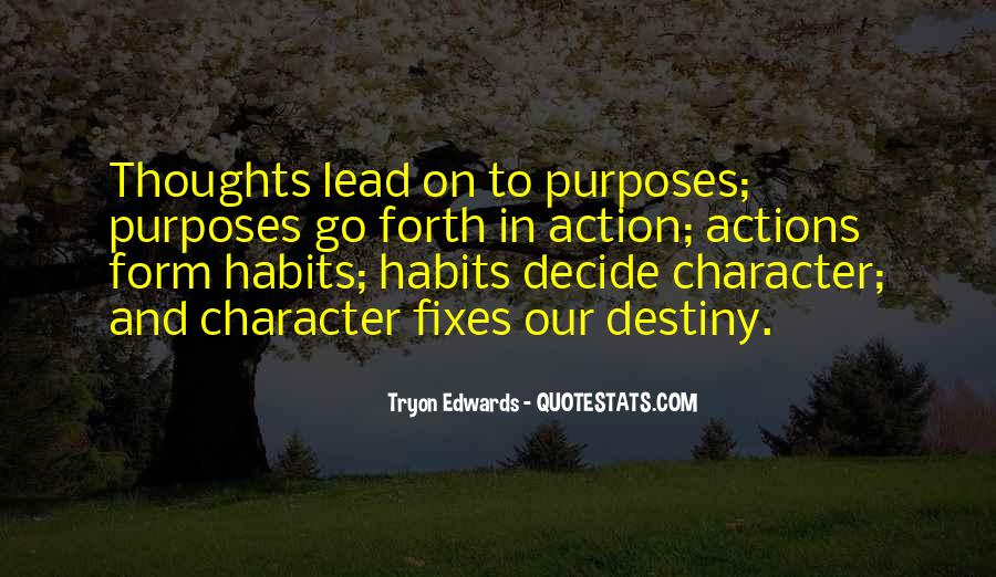 Quotes About Character And Actions #1618098