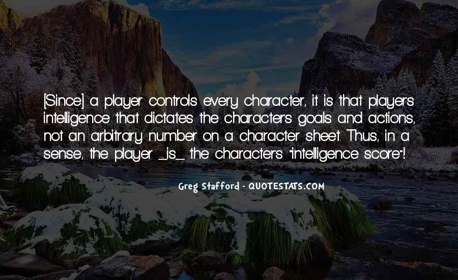 Quotes About Character And Actions #173007