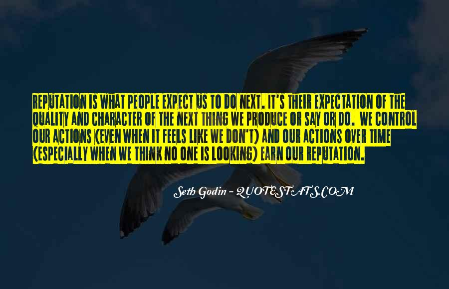 Quotes About Character And Actions #221884