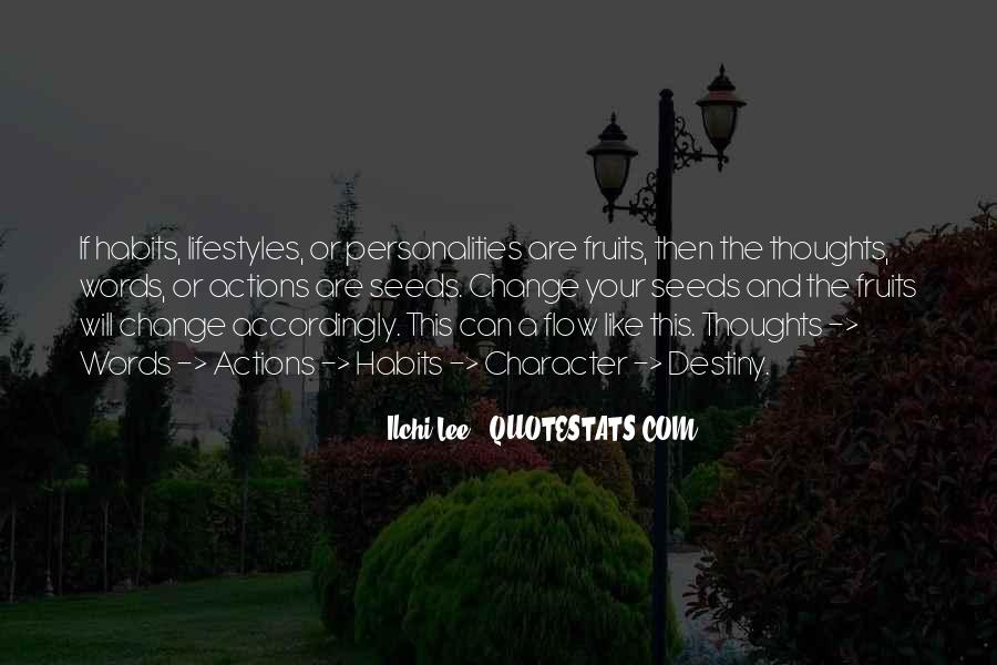 Quotes About Character And Actions #260319