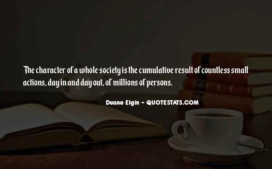 Quotes About Character And Actions #297583