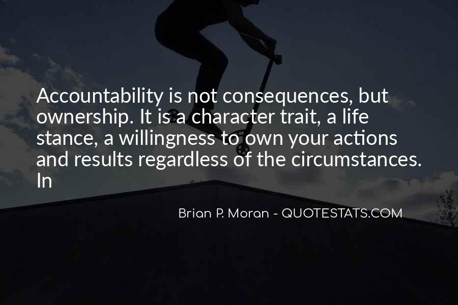 Quotes About Character And Actions #682293