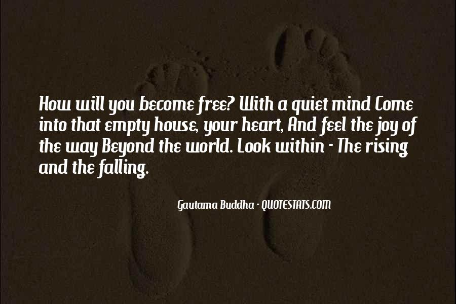 Quotes About Free Falling #1857867