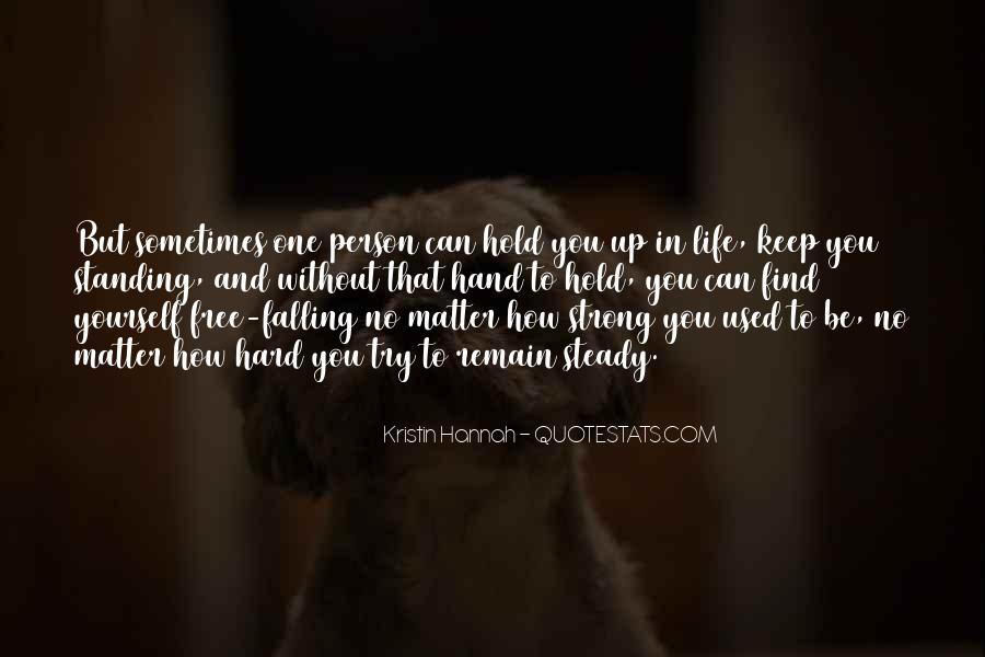 Quotes About Free Falling #327743