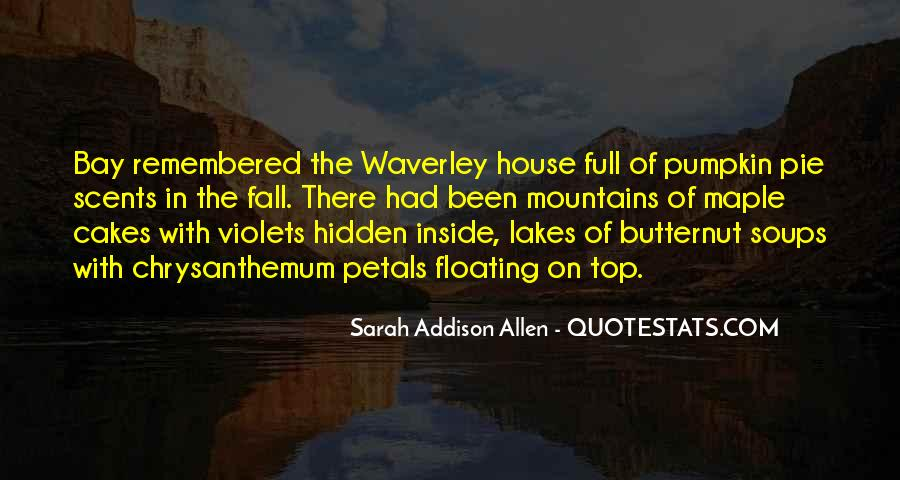 Quotes About Lakes And Mountains #945413