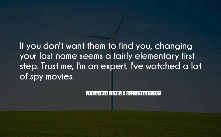 Quotes About If You Don't Trust Me #1630405
