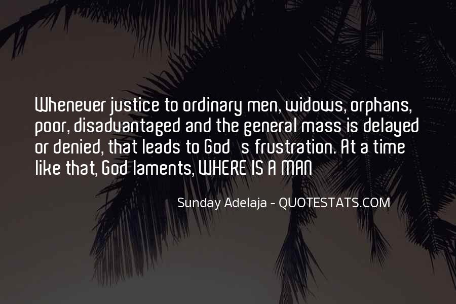 Quotes About Delayed Justice #1823915