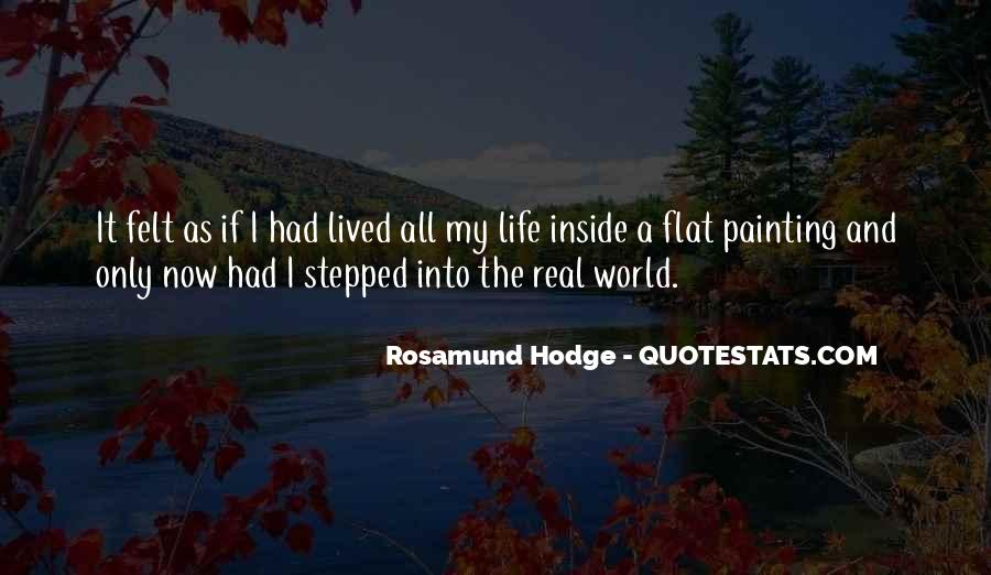 Quotes About Rosamund #11467