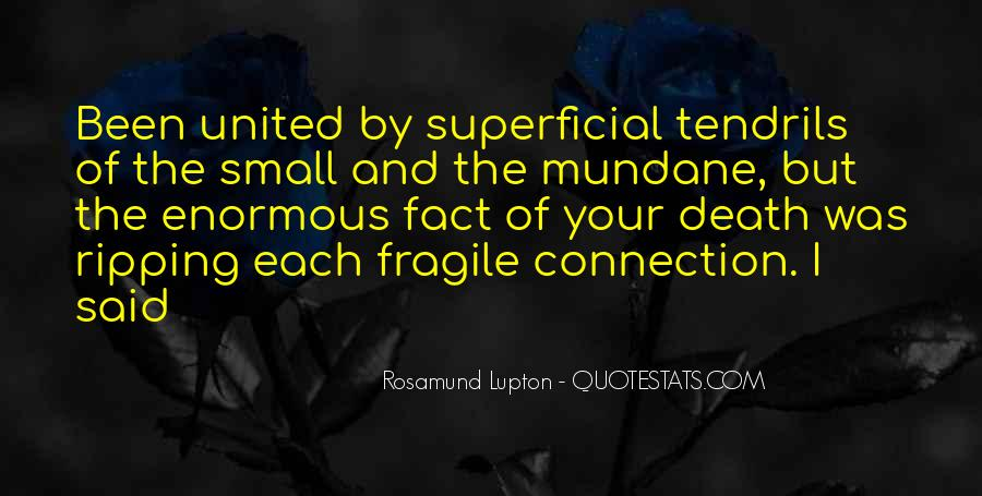 Quotes About Rosamund #199768