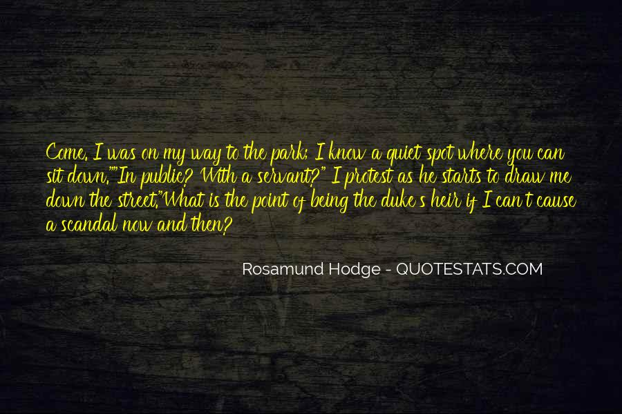 Quotes About Rosamund #242680
