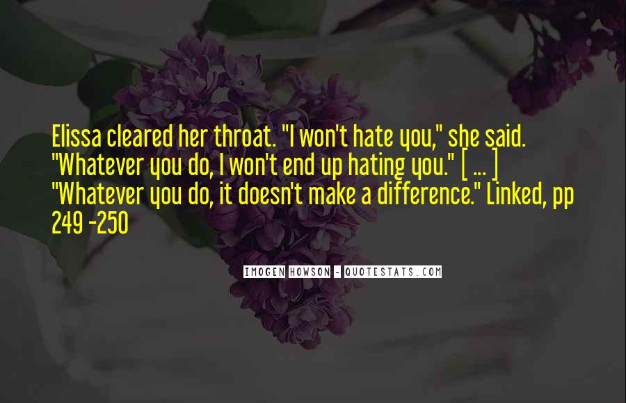 Top 13 Quotes About Your Family Hating You: Famous Quotes ...