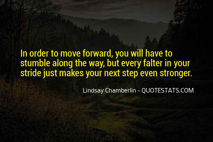Quotes About Makes You Stronger #1033711