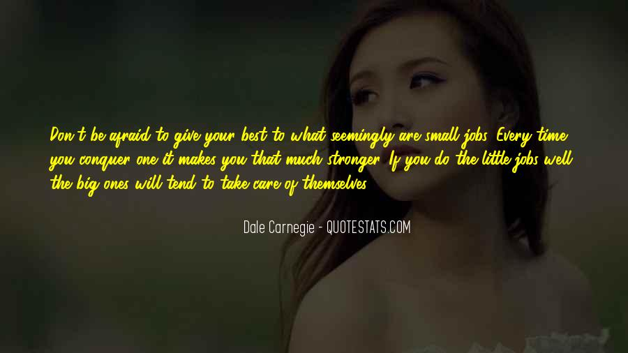 Quotes About Makes You Stronger #1306383