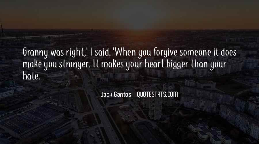 Quotes About Makes You Stronger #340444