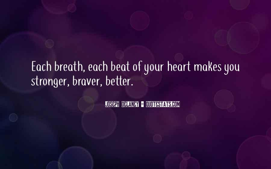 Quotes About Makes You Stronger #741994