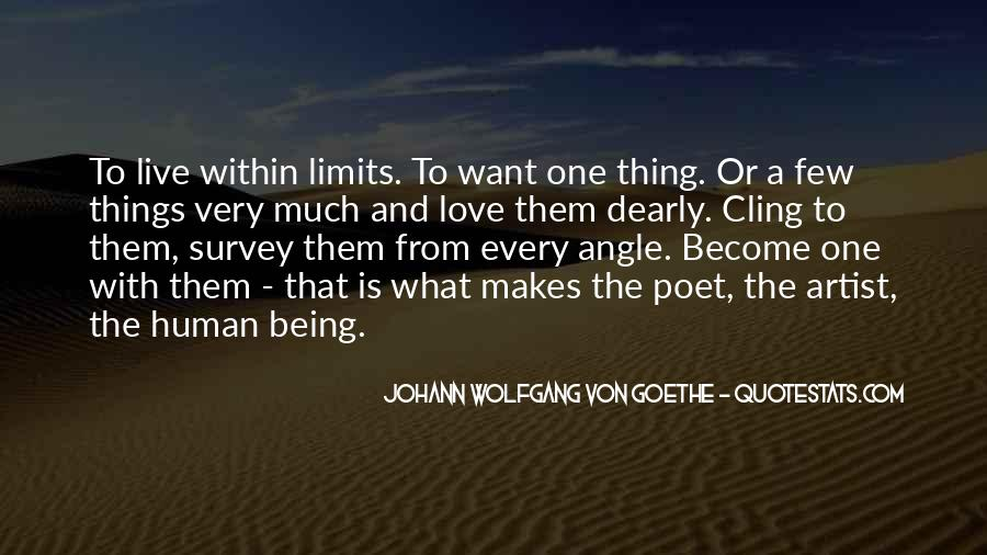 Quotes About Love Having No Limits #220932