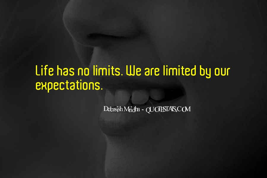 Quotes About Love Having No Limits #222329