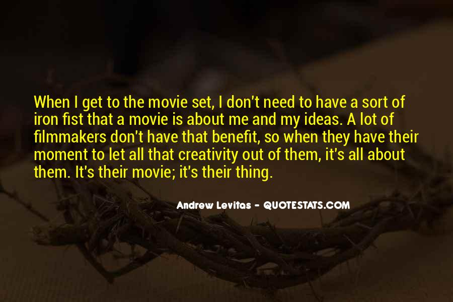 Quotes About Iron Fist #990857