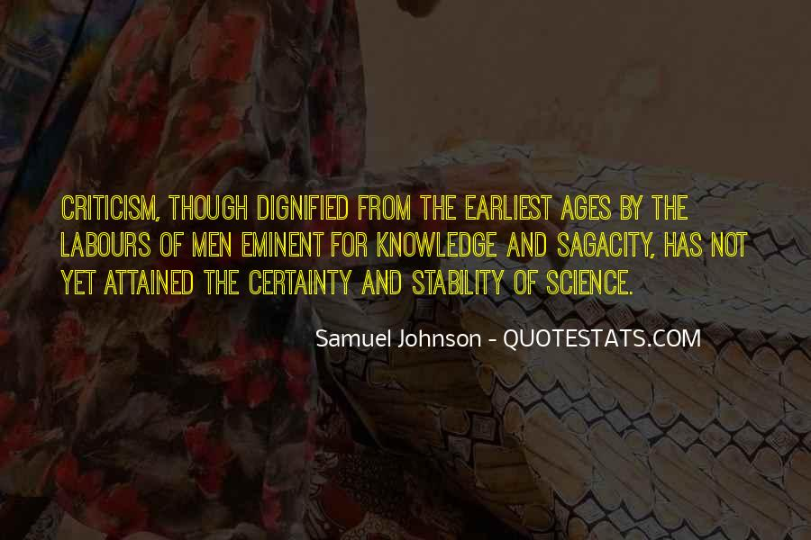 Quotes About Knowledge And Age #1270094