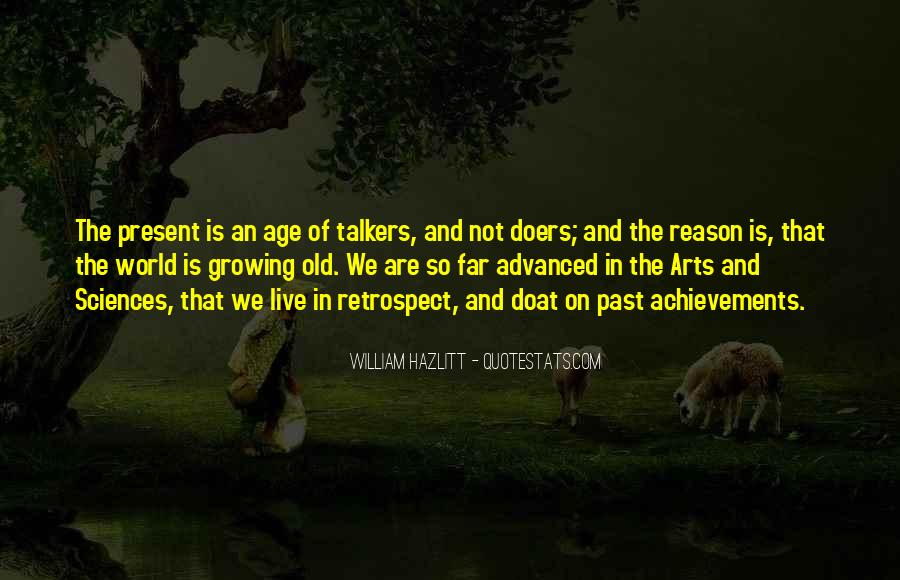 Quotes About Knowledge And Age #142966