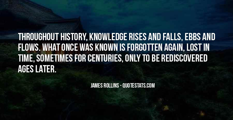 Quotes About Knowledge And Age #34167