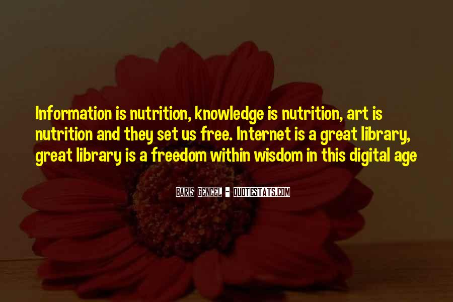 Quotes About Knowledge And Age #446704