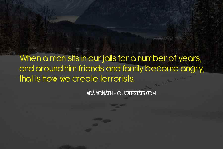 Quotes About Friends That Become Family #891030