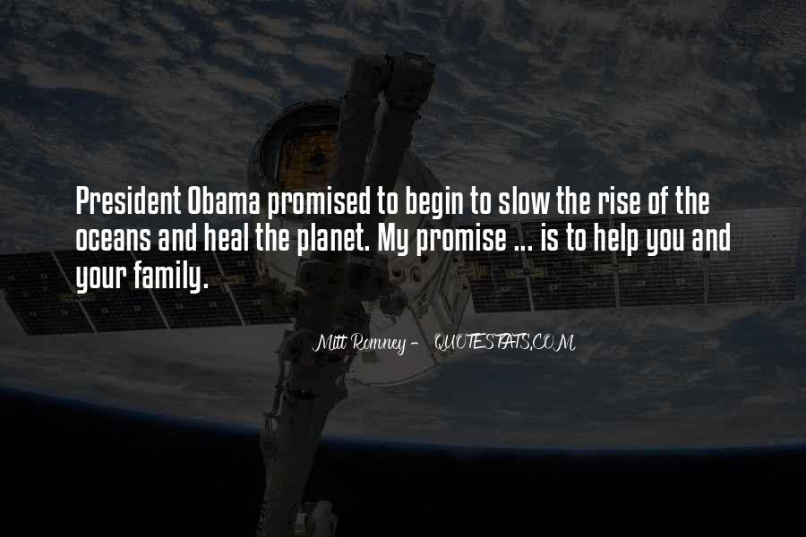 Quotes About Romney And Obama #106777