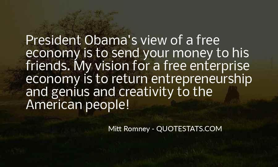 Quotes About Romney And Obama #1394943