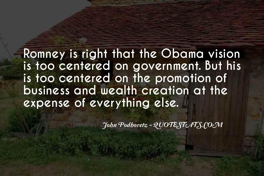 Quotes About Romney And Obama #1671823