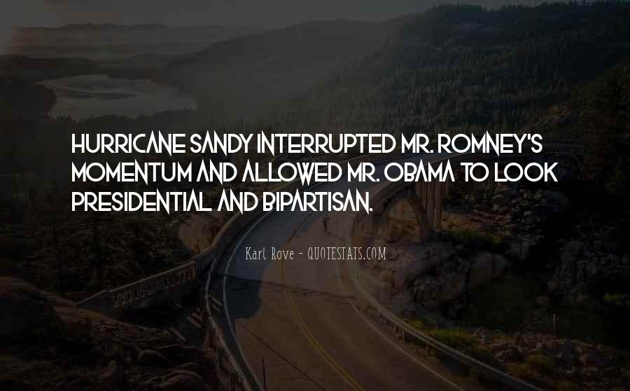Quotes About Romney And Obama #1768897