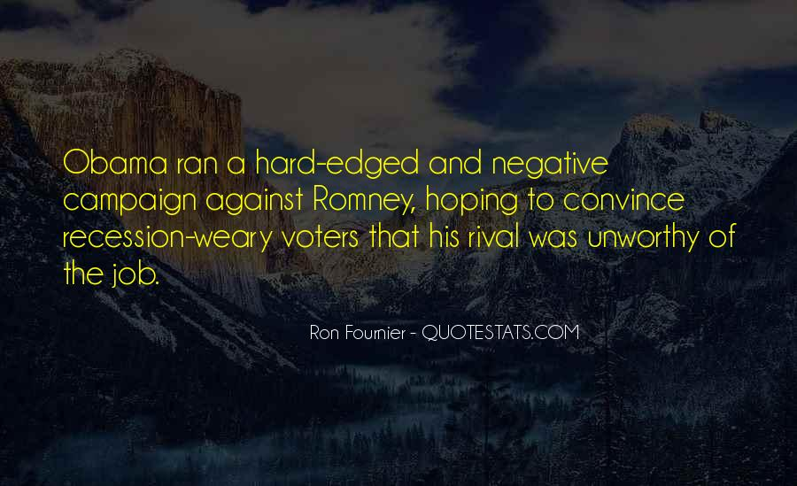 Quotes About Romney And Obama #1822042