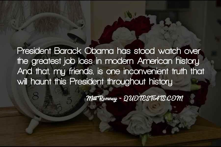 Quotes About Romney And Obama #306665
