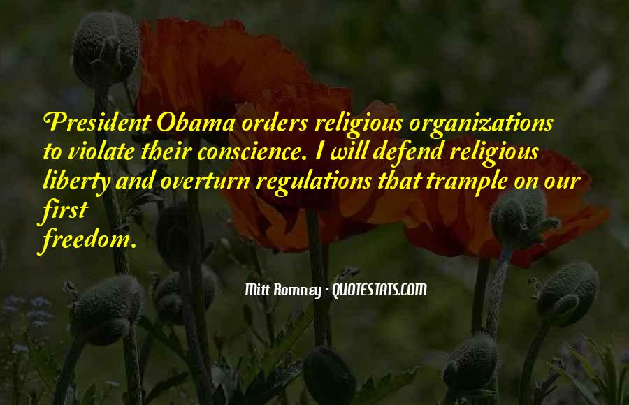 Quotes About Romney And Obama #456170