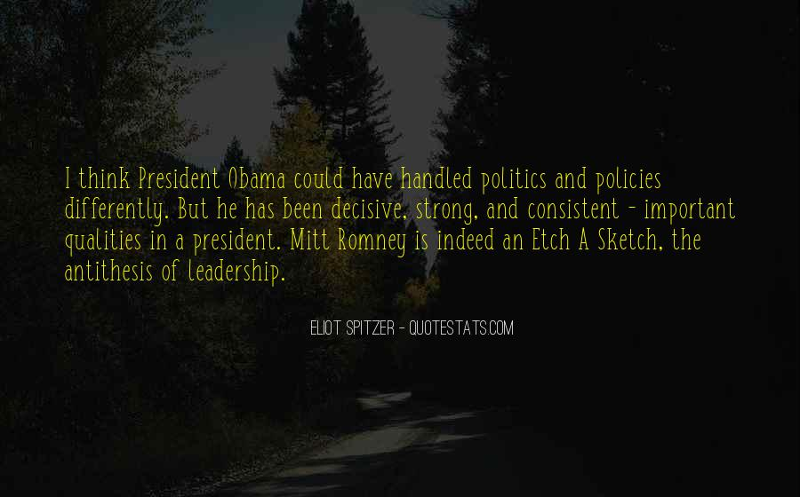 Quotes About Romney And Obama #62218