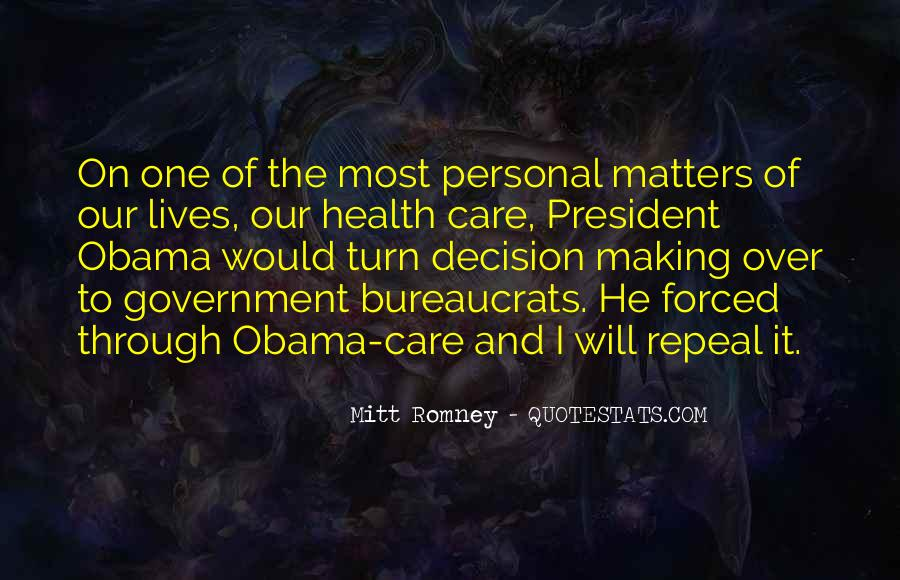 Quotes About Romney And Obama #67180
