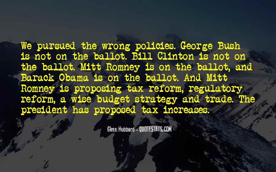 Quotes About Romney And Obama #745054