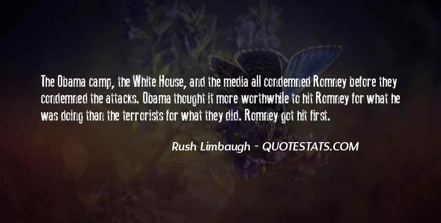 Quotes About Romney And Obama #765991